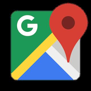 Курьерская служба в Москве информация на Google maps